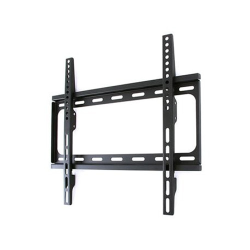 """TV WALL BRACKET 26-50"""" PSW698SF Type: Flat Wall Distance:25 mm TV Size Compatibility:26"""" - 50"""" Vesa Size Max: 400 x 400 mm Load Capacity: Max 30 kg Moves Available: None Features Model PSW698SF is a fixed wall mount for 26''-50'' LED/LCD/PDP TVs up to 30Kg, only 25mm from the wall for a clean, low profile appearance. Colour: Black"""