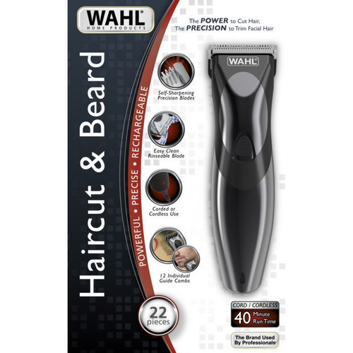 WAHL HAIRCUT & BEARD 9639 – 816