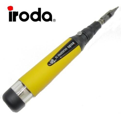 IRODA BUTANE POWERED SOLDERING IRON 25W-80W