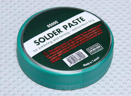 SOLDER PASTE (FLUX) 50gr