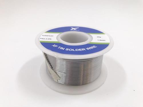 SOL-1MM-100GR SOLDER RESIN 1mm/100gr 60-40