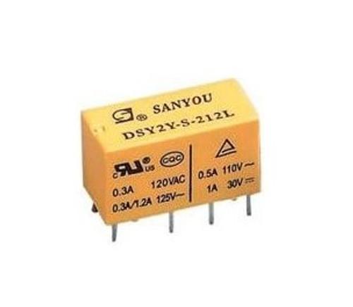 24V Miniature power relay