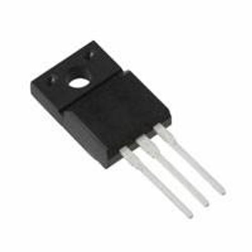 N-MOSFET unipolar; 600V; 10.7A; Idm: 52.5A