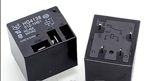 HG4138 012-1H01 12VDC T91 30A 240VAC DIP4