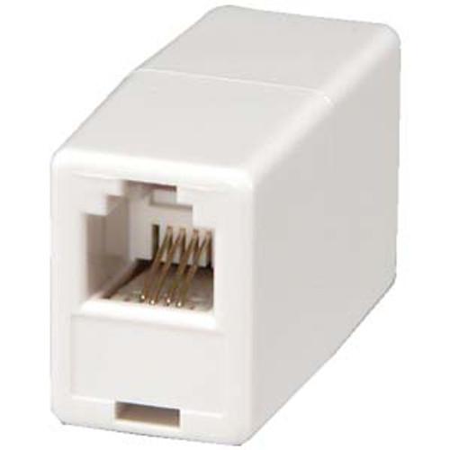 RJ11 INLINE female/female socket
