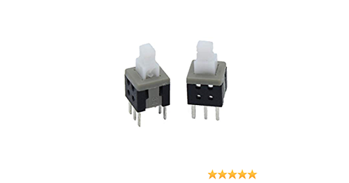 Push Tactile Power Micro Switch