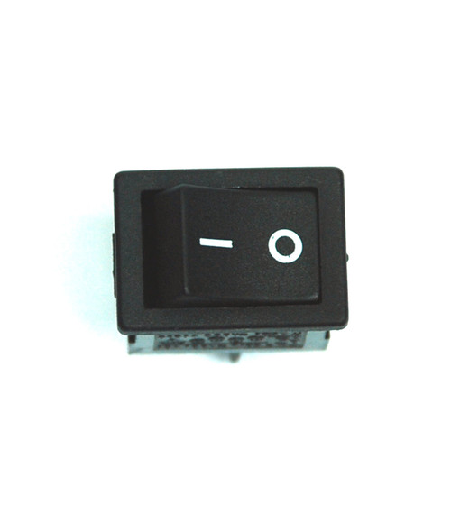 Rocker Switch no Lamp 4P DPS