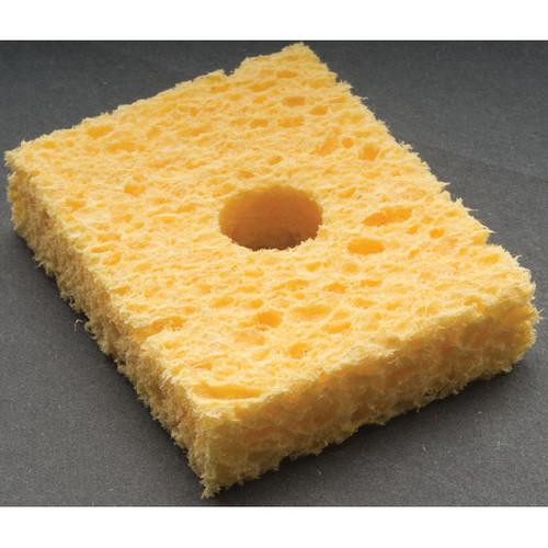 SPONGE-B Tip cleaning sponge for ANY SOLDERING IRON D:68x68mm