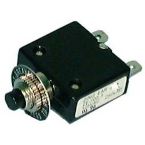 OVERLOAD SIZE-B 5A/250VAC ZE-700-5