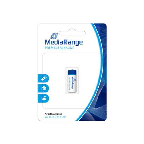 MediaRange Premium Alkaline Battery, A23|6LR23|12V