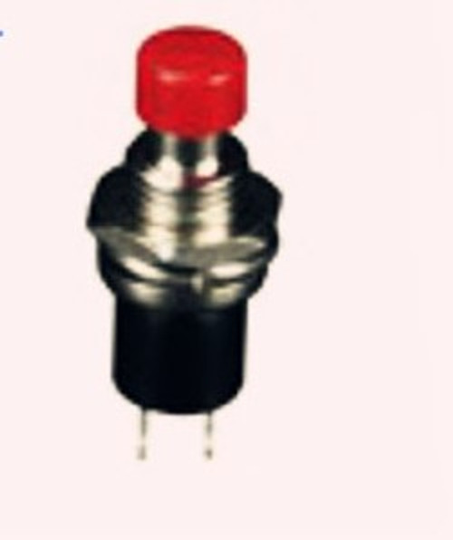 Small Micro Momentary  Tactile Push Button  Switches Push ON Button With Red BUTTON