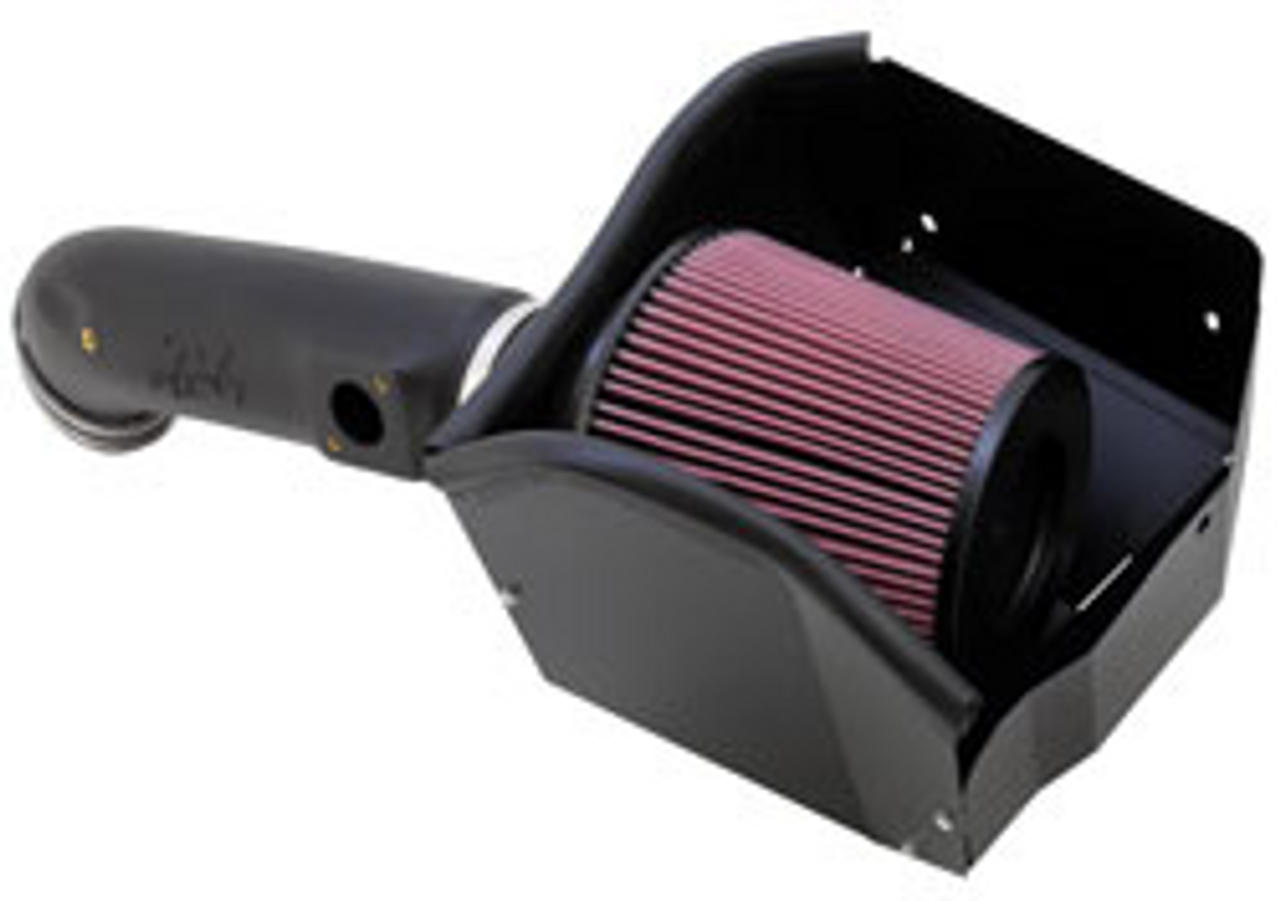 63-2582 - K&N COLD AIR INTAKE 11-16 FORD POWERSTROKE DIESEL 6.7L