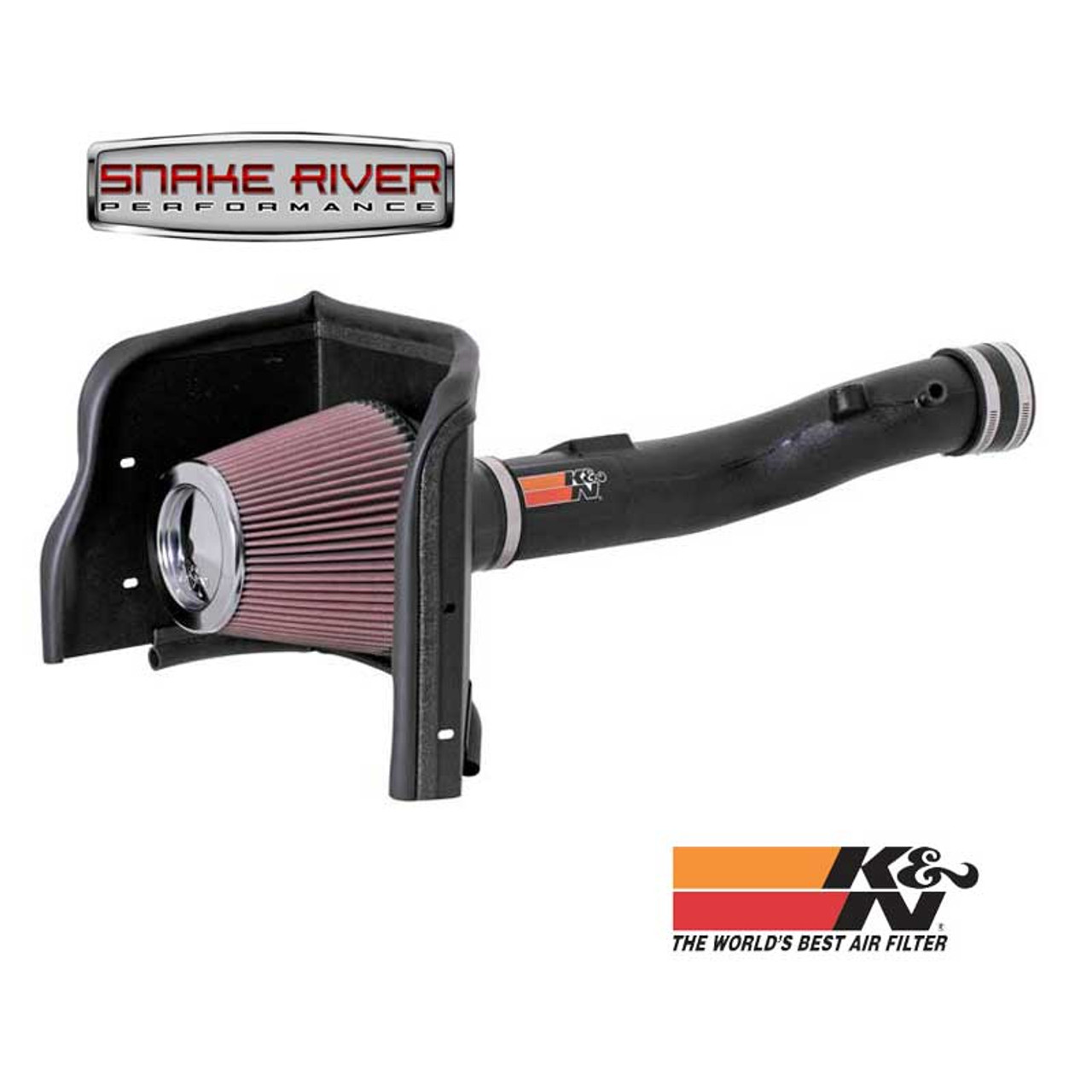 Fits Toyota Tundra 2005-2006 4.7L K/&N 57 Series Cold Air Intake System
