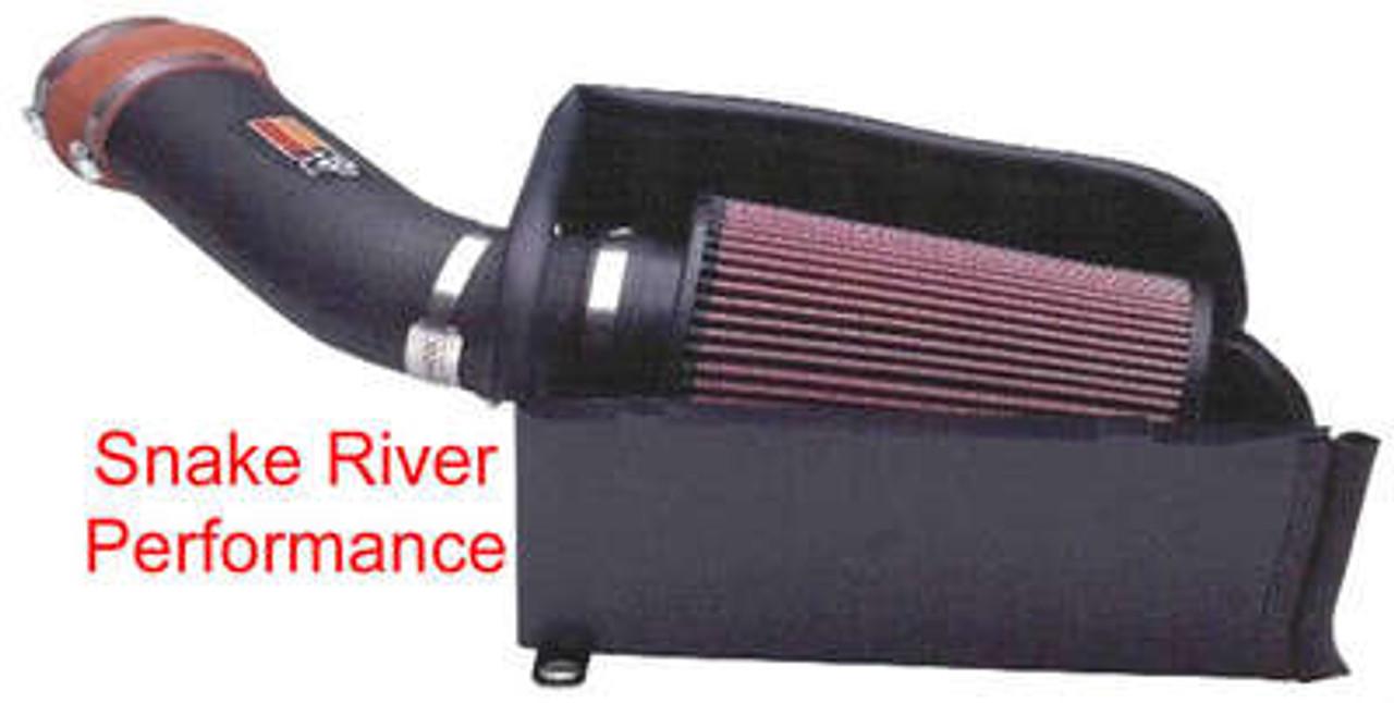 K&N COLD AIR INTAKE 94-97 FORD POWERSTROKE DIESEL 7.3L - 57-2531