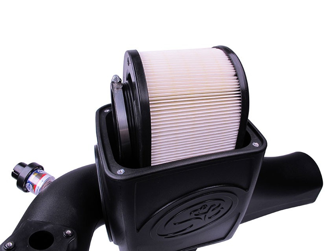 75-5070D - S&B COLD AIR INTAKE FILTER 2003-2007 FORD POWERSTROKE DIESEL F250 F350 6.0L DRY FILTER