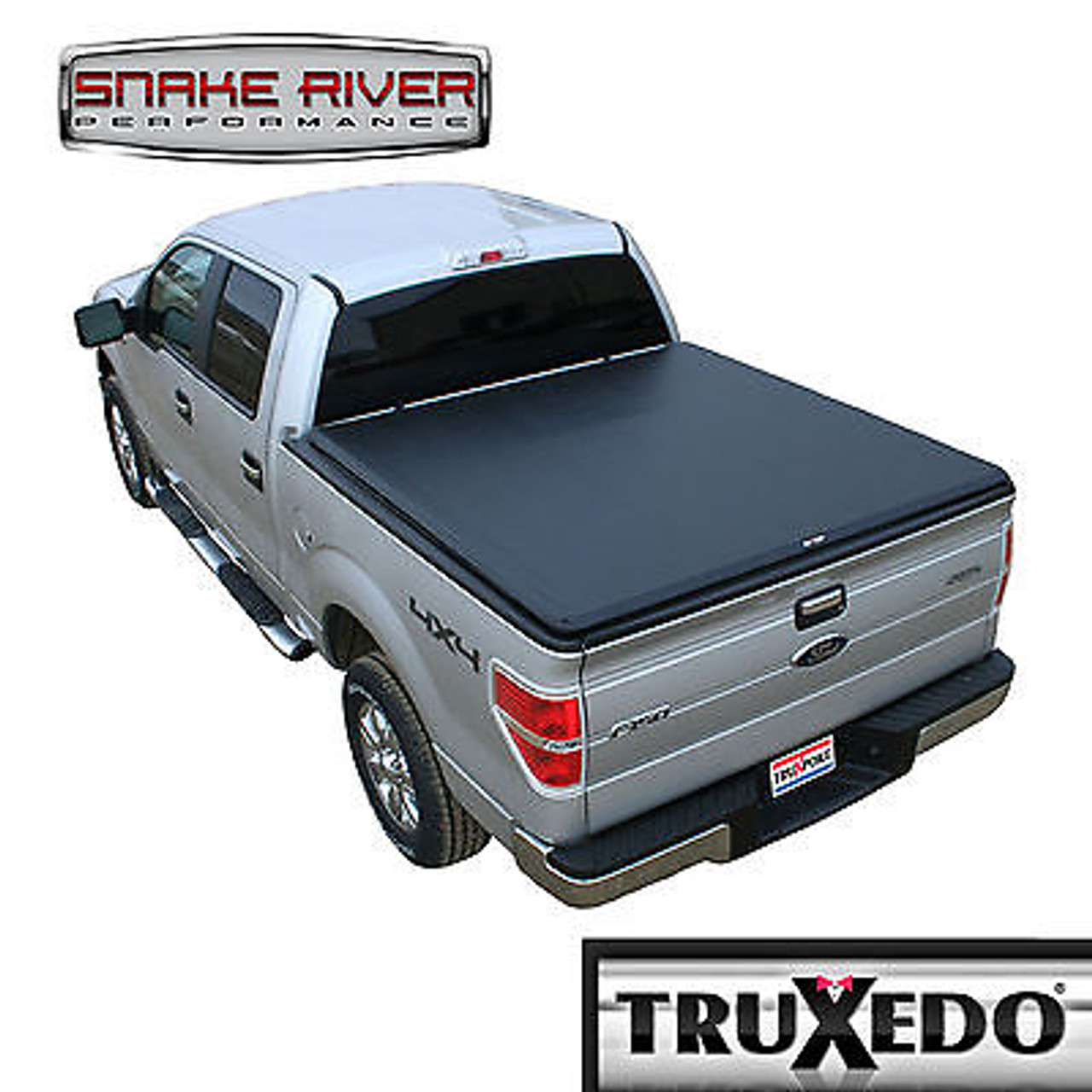 258601 Truxedo Truxport Soft Roll Up Tonneau Cover 97 03 Ford F150 8 Bed No Flareside