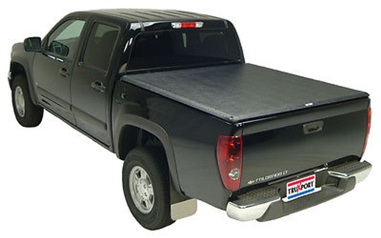 271601 Truxedo Truxport Soft Roll Up Tonneau Cover 07 13 Chevy Gm 1500 2500 3500 8