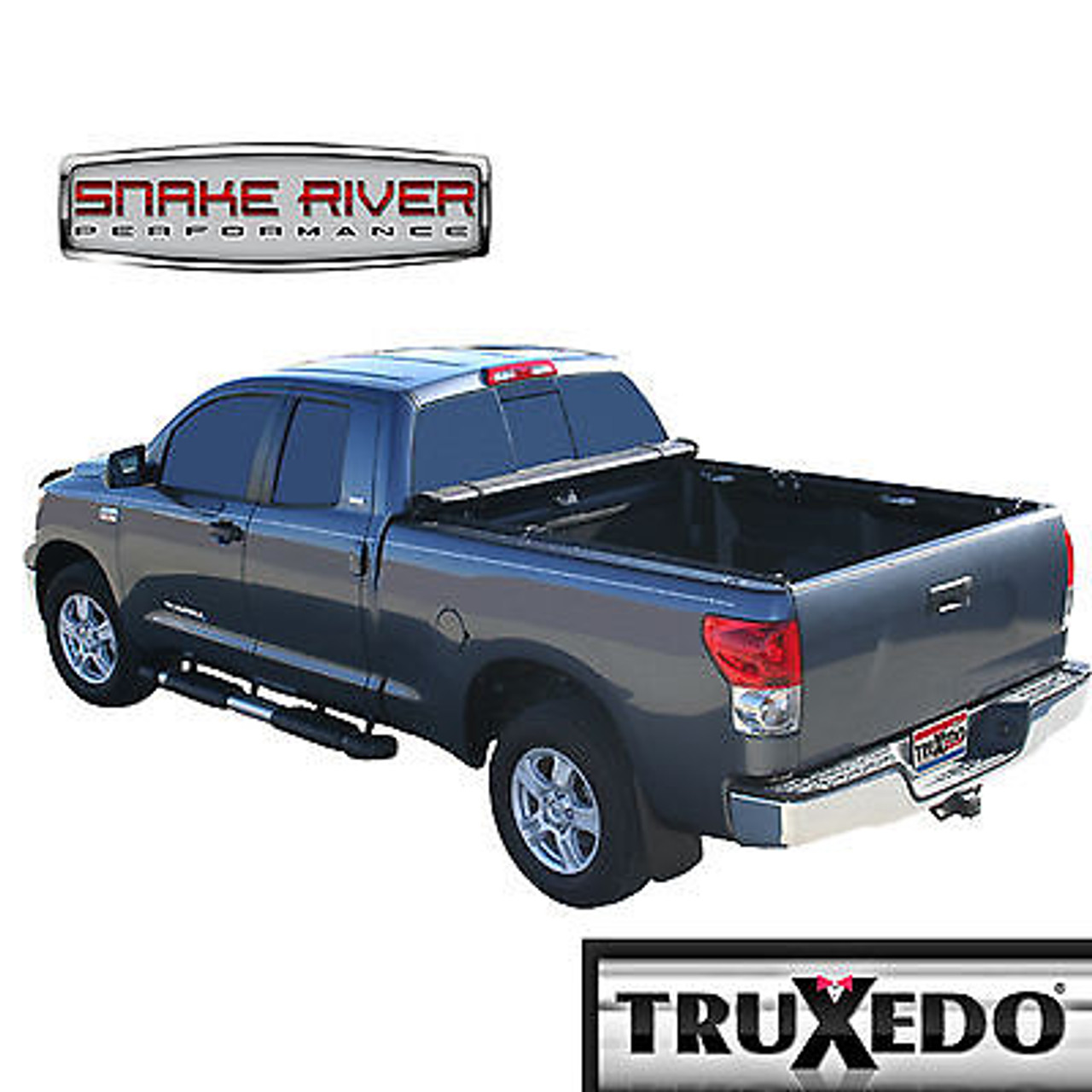 255801 Truxedo Truxport Soft Roll Up Tonneau Cover 2005 2015 Toyota Tacoma 5 Ft Bed