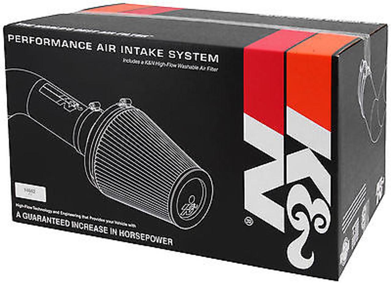 K/&N 57-2565 FIPK Performance Air Intake System