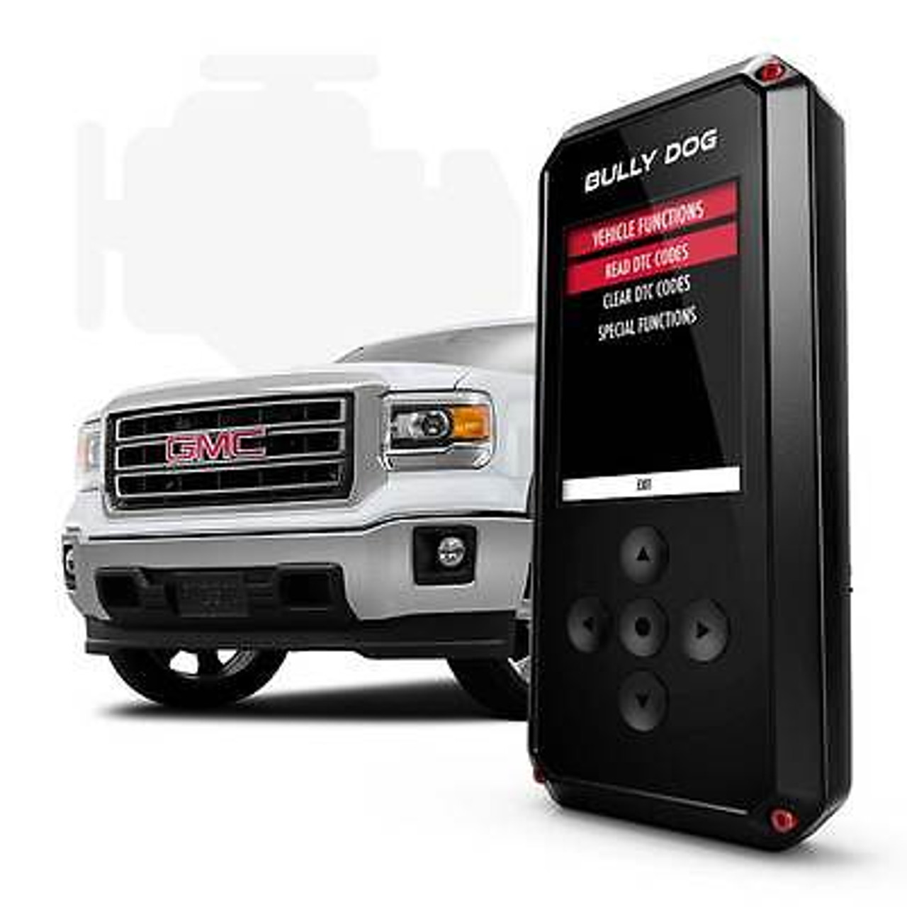 BULLY DOG BDX TUNER PROGRAMMER FOR JEEP CHEVY FORD DODGE CUMMINS TOYOTA - 40470