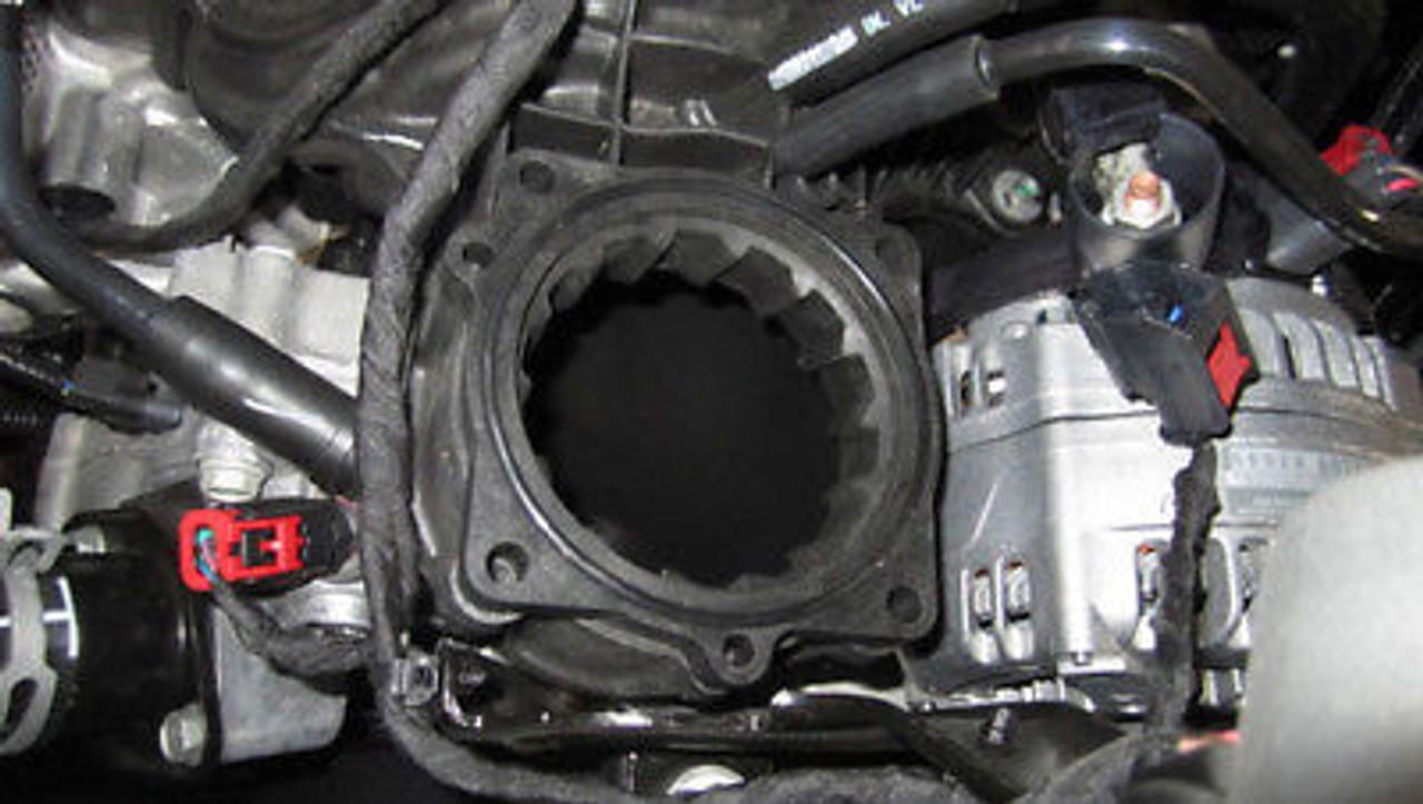 Volant Throttle Body Spacer for 2009-2012 Dodge Ram 1500 2500 3500 5.7L Vortice