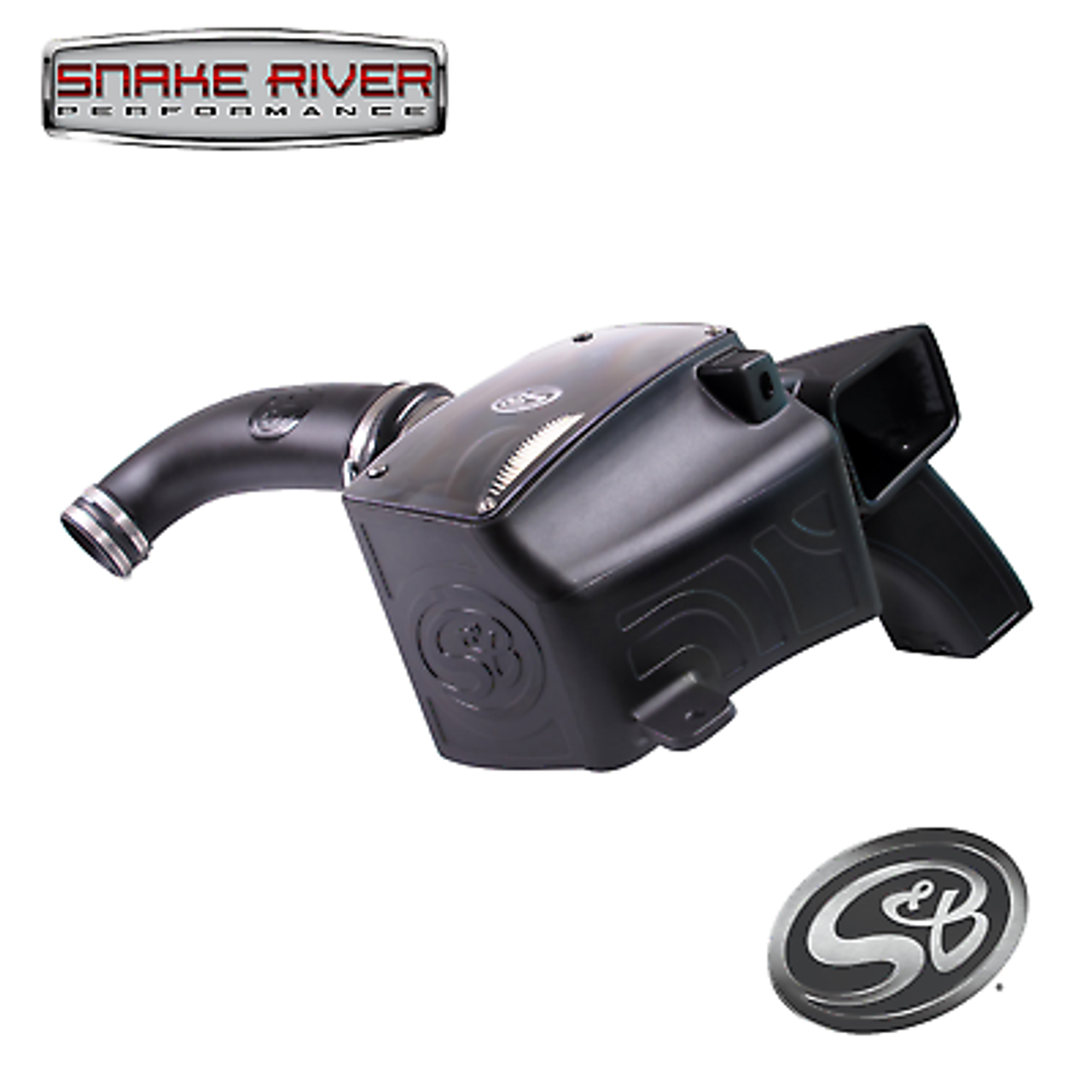 S&B COLD AIR INTAKE FOR 03-08 DODGE RAM 2500 3500 06-08 RAM 1500 5.7L DRY FILTER