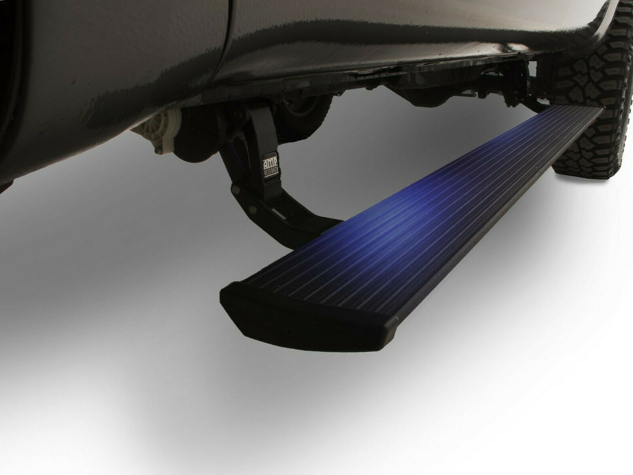 AMP RESEARCH POWERSTEP FOR 2020 FORD F250 F350 F450 PLUG N PLAY RUNNING BOARDS