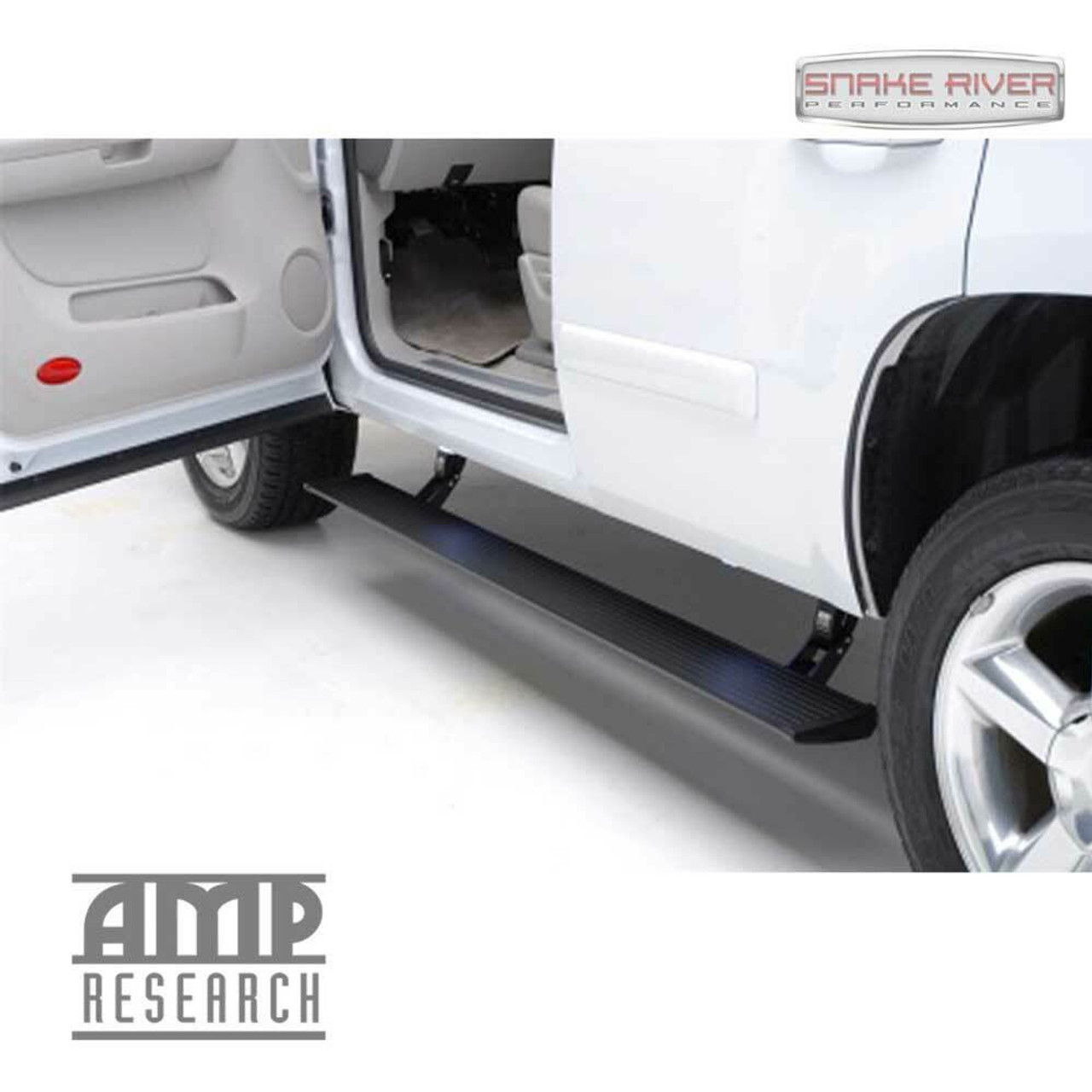AMP RESEARCH POWERSTEP FOR 2018-2020 DODGE RAM 2500 3500 DIESEL 76239-01A