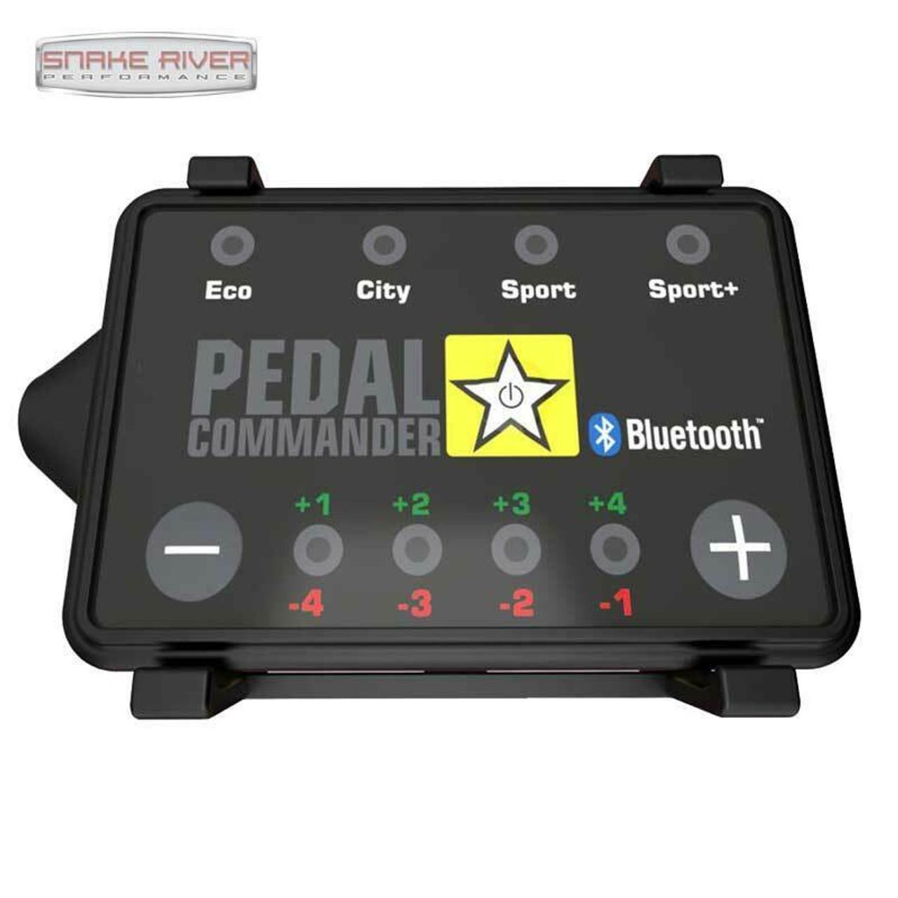 PEDAL COMMANDER THROTTLE CONTROL FOR 19-20 CHEVY SILVERADO GMC SIERRA 1500 PC77
