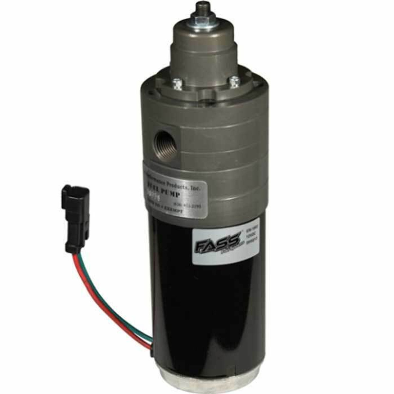 FASS ADJUSTABLE FUEL PUMP 08-10 FORD POWERSTROKE F250/F350 DIESEL 6.4L 100 GPH
