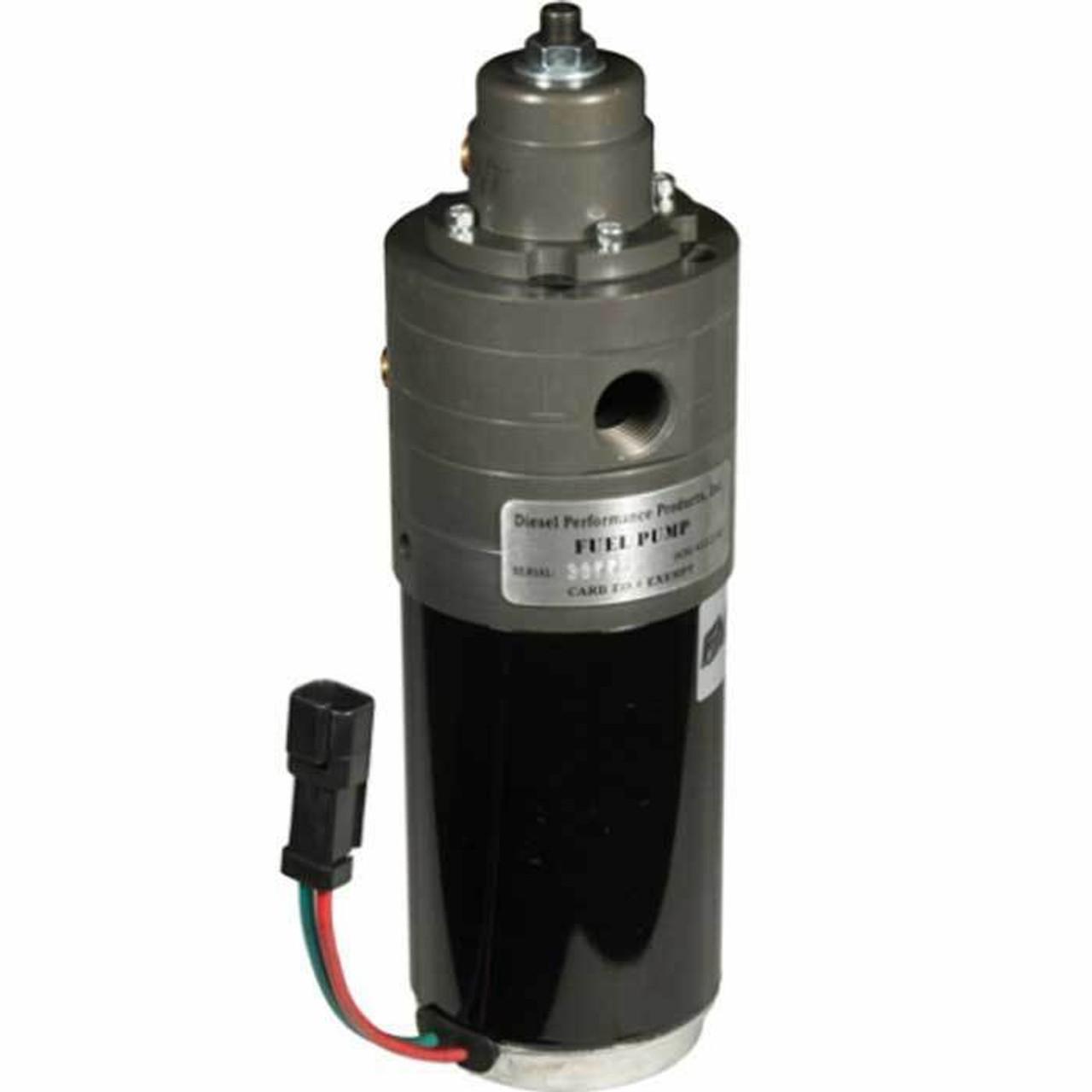 FASS ADJUSTABLE FUEL PUMP 11-16 FORD POWERSTROKE F250/F350 DIESEL 6.7L 140 GPH