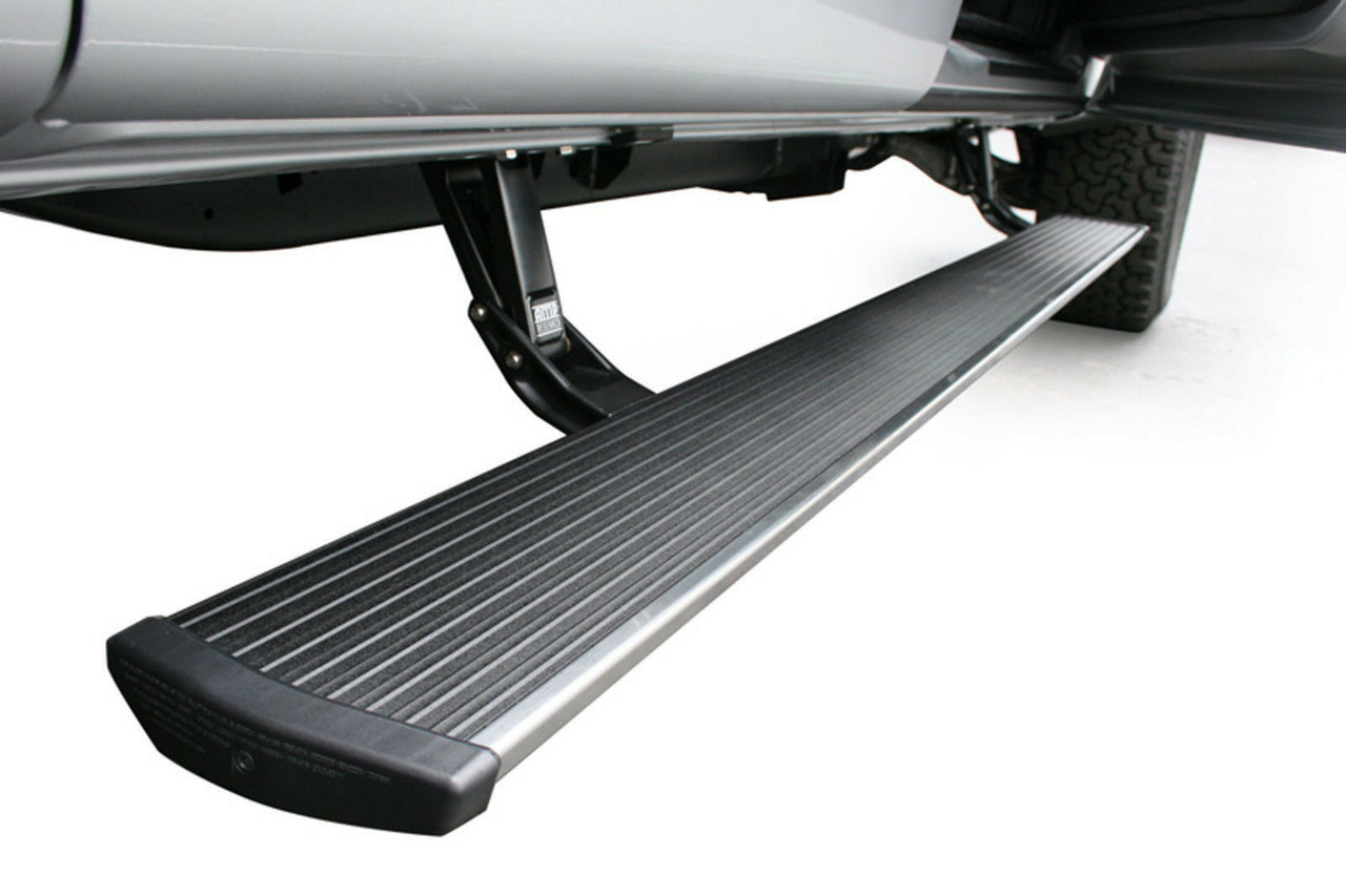 AMP RESEARCH POWERSTEP XL FOR 02-03 FORD F250 350 450 SUPER DUTY CREW CAB 77106-01A