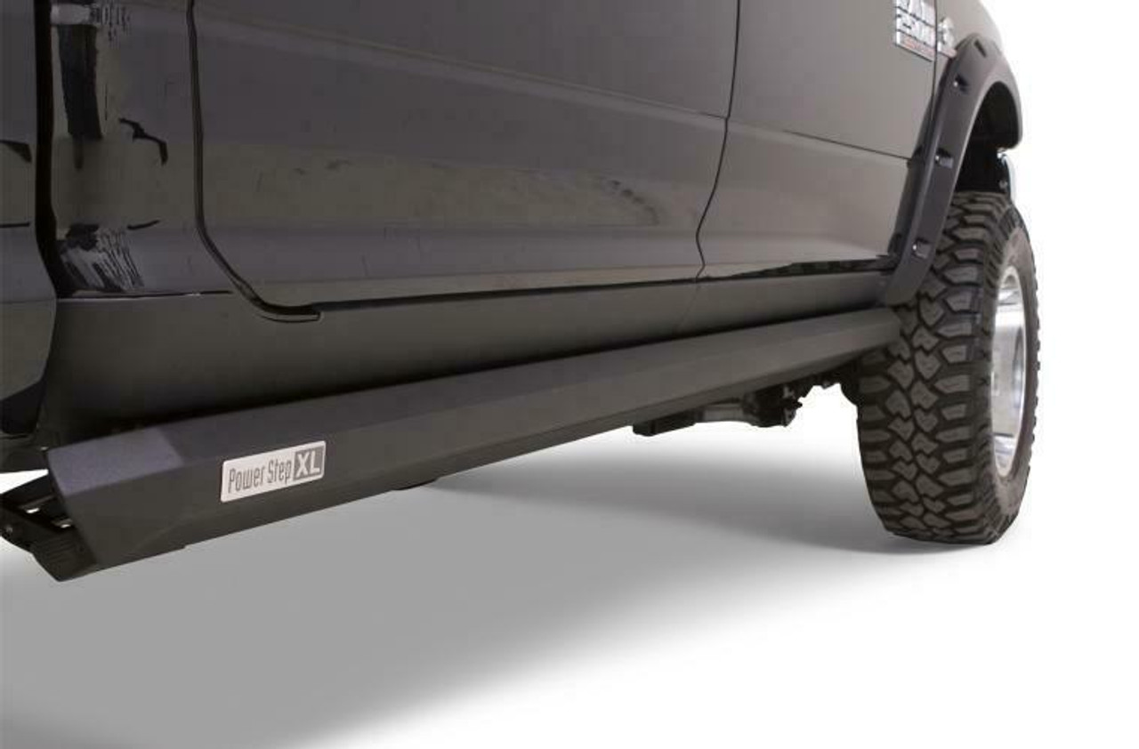 AMP RESEARCH POWERSTEP XL FITS 18-20 RAM 2500 3500 DIESEL CREW CAB 77238-01A