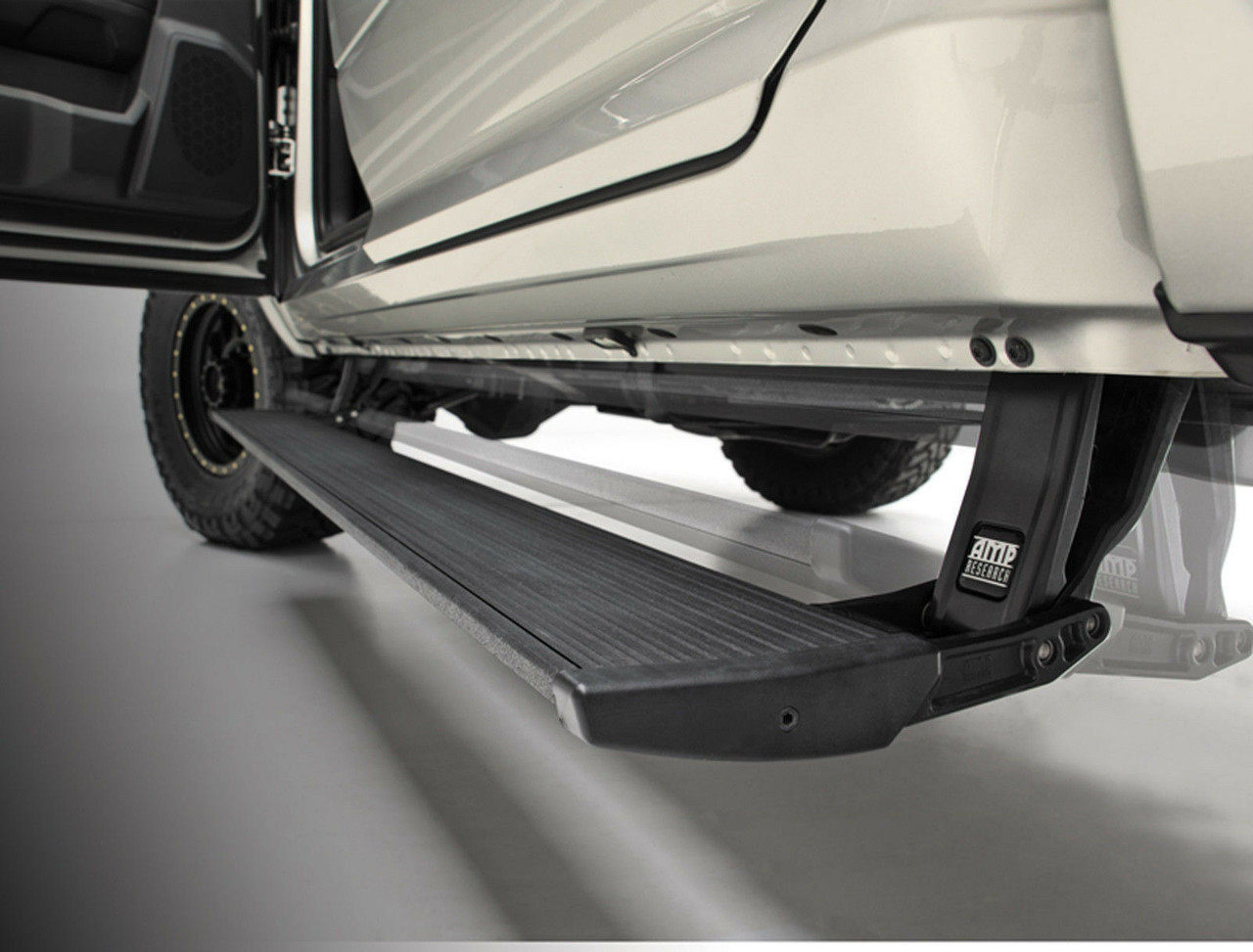 AMP RESEARCH POWERSTEP PLUG-N-PLAY FOR 20 FORD TRANSIT DRIVER & PASSENGER SIDE