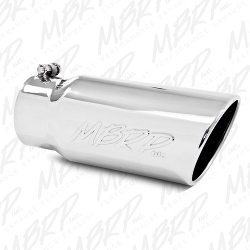 "S6104409 - MBRP 4"" STAINLESS STEEL EXHAUST 03-04 DODGE CUMMINS 5.9"