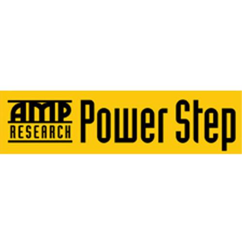 AMP RESEARCH POWERSTEPS 2014-2015 CHEVROLET SILVERADO GMC SIERRA 1500 - 75154-01A