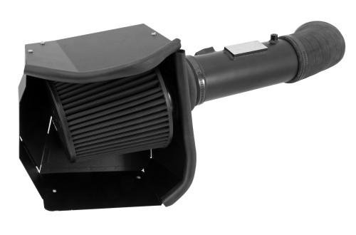 71-2582 - KN BLACKHAWK INDUCTION AIR INTAKE 2011-2016 FORD POWERSTROKE DIESEL SUPERDUTY 6.7L V8