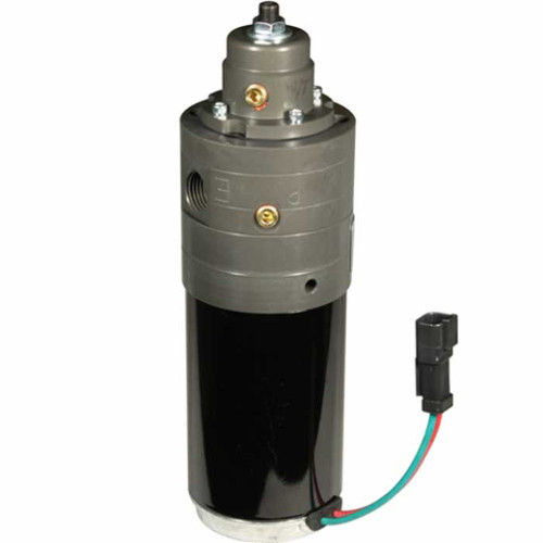 FASS ADJUSTABLE FUEL PUMP 2001-2016 CHEVY GMC DURAMAX DIESEL 6.6L 100 GPH - FASC09100G