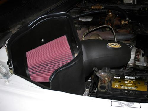 AIRAID MXP COLD AIR INTAKE SYNTHAFLOW OILED 1994-2002 DODGE RAM CUMMINS DIESEL 5.9L L6 - 300-269