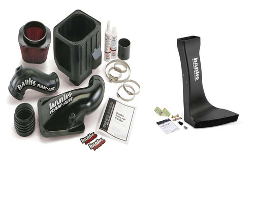 Banks Ram-Air Intake and Scoop 03-04 GMC only