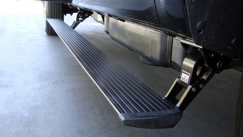 75146-01A - AMP RESEARCH POWERSTEPS 2011-2014 CHEVY/GMC DURAMAX DIESEL CREW EXTENDED CAB