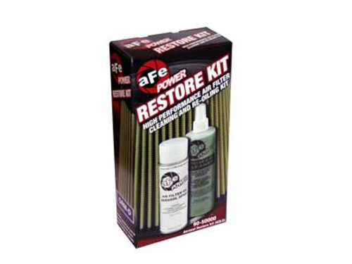 AFE AIR FILTER CLEANING RESTORE KIT GOLD SPRAY - 90-50000