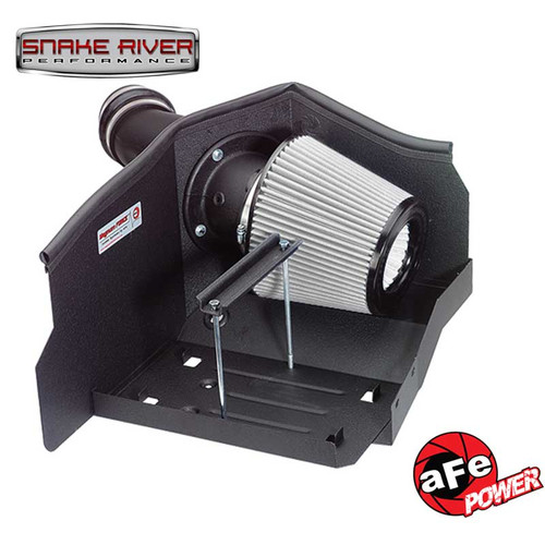 51-10192 - AFE COLD AIR INTAKE 99-03 FORD POWERSTROKE DIESEL 7.3L PRO DRY S FILTER