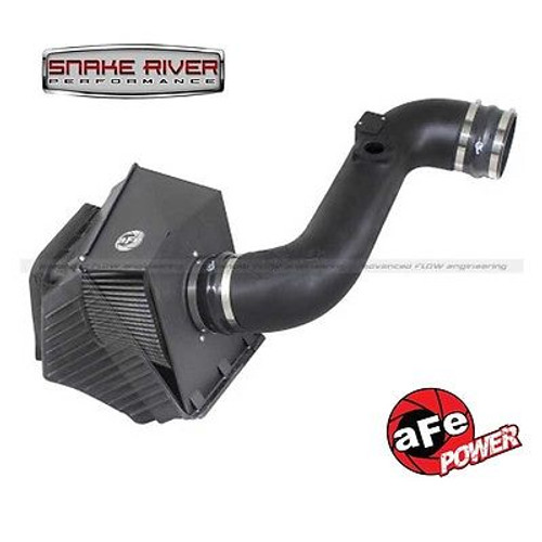 51-32322 - AFE MAGNUM FORCE COLD AIR INTAKE 11-15 CHEVY GMC DURAMAX DIESEL 6.6L PRO DRY S