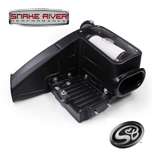 75-5062D - S&B COLD AIR INTAKE 1998-2003 FORD POWERSTROKE DIESEL 7.3L & EXCURSION