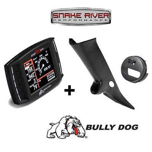 40420 33303 30420 - BULLY DOG TRIPLE DOG GT DIESEL WITH PILLAR MOUNT 01-07 CHEVY GMC 6.6L W SPEAKER