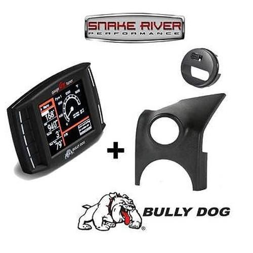 40420 31303 30420 - BULLY DOG TRIPLE DOG GT DIESEL WITH DASH MOUNT 11-12 FORD POWERSTROKE F250 F350