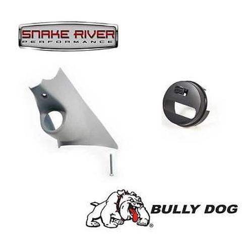 32304 30420 - BULLY DOG A PILLAR MOUNT WITH ADAPTER 2009-2015 DODGE RAM 1500 2500 3500