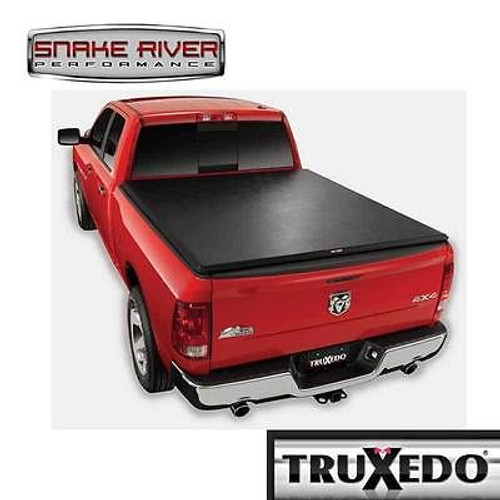 248101 - TRUXEDO TRUXPORT SOFT ROLL UP TONNEAU COVER 02-08 DODGE RAM 1500 8' BED