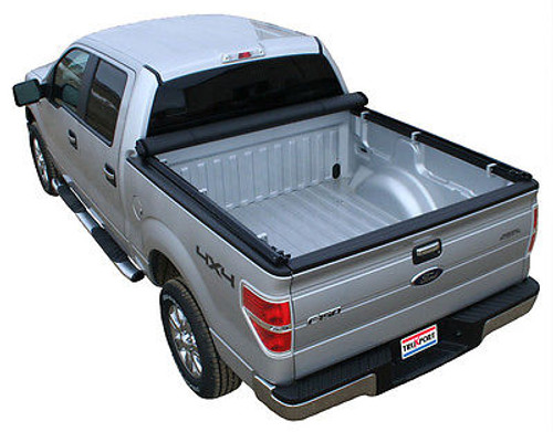 297701 - TRUXEDO TRUXPORT SOFT ROLL UP TONNEAU COVER 2015 FORD F150 5.5' BED
